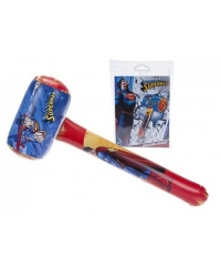 12 x Superman Inflatable Mallets 70cm