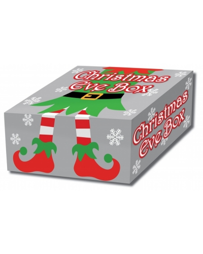12 x Elf Design Christmas Eve Boxes DEPOSIT LISTING