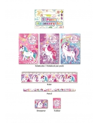 24 x Unicorn Stationery Sets