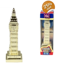 24 x Diecast Big Ben Models