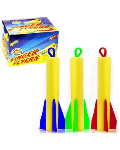 24 x Finger Flyer Rockets