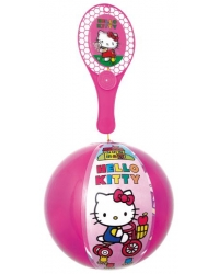 12 x Hello Kitty Inflatable Tap Balls