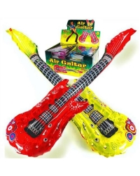 36 x Foil Inflatable Guitars