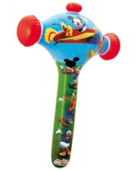 12 x Inflatable Mickey Mouse Hammers