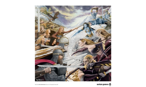 Cover Artwork of War of the 9 Realms