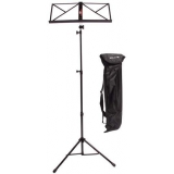 Stagg MUS-A4 BK Music Stand and Bag