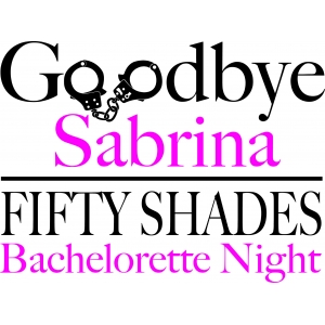 Fifty Shades Bachlorett Night