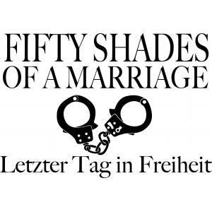 Fifty shades of a marriage