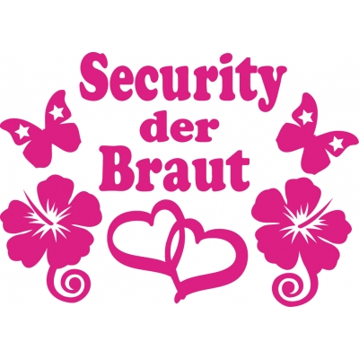 Security der Braut Flow..