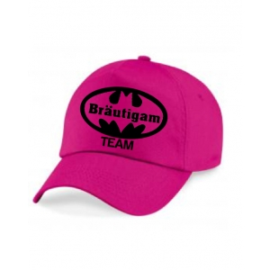 Bräutigam Team Batman Cap