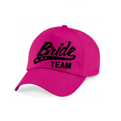 Bride Team Cap
