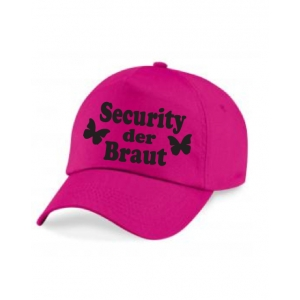 Security der Braut Cap