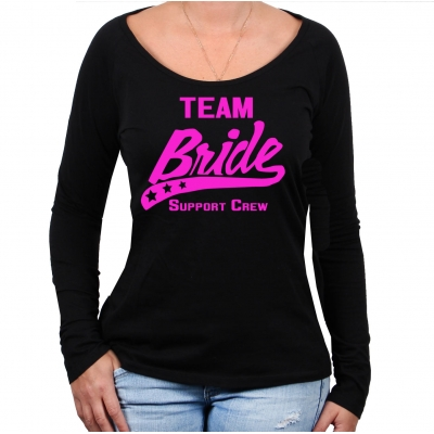 Bride Support Team Logn..