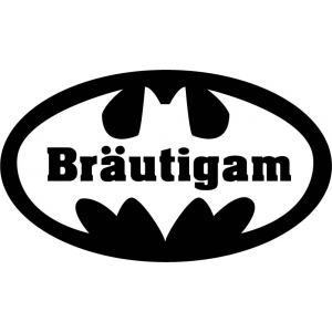 Batman Bräutigam