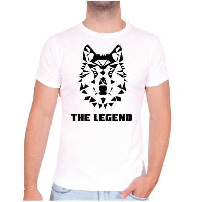 The Legend Wolf