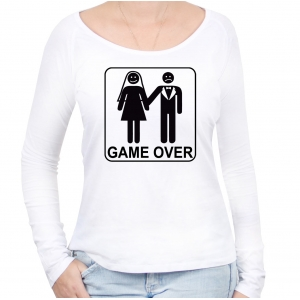 Game Over Lognsleeve