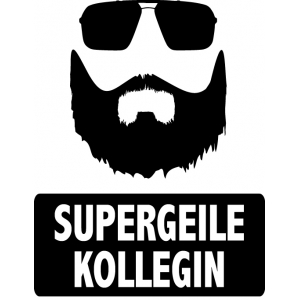 Supergeile Kollegegin