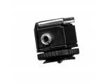 Miniphone 3.5mm jack Camera Flash hot shoe adapter