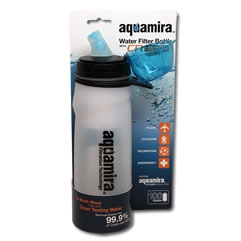 Aquamira® Water Bottle & Filter