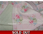 Greengate Quilt Marie Pale Pink Single Vintage F..