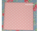 Duvet Covers Pink Polka dot spot Double Soft Br..