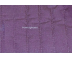 Purple Bed Runner Throw Q..