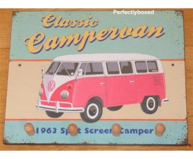 Wiscombe Keyholder Apron Hook Campervan Retro Sign