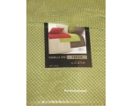 Green Chenille Throw Topp..