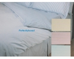 Deep Fitted Sheet Gingham..
