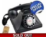 GPO 200 Black Telephone R..