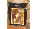 Robert Opie Metal A5 Sign Colgates Shaving Soap ..