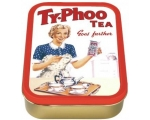 Robert Opie Typhoo Tea Lady Collector Keepsake T..
