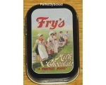 Robert Opie Tin Frys Milk Chocolate Advert