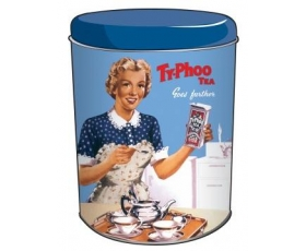 Storage Tins Typhoo Tea Retro Tea Sugar Coffee Tin Robert Opie