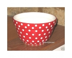 Retro Red Polka Dot Pud..