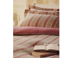Red Stripe Double Duvet Sashi Toledo Gingham
