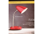 Retro Flexi Lamp Red De..