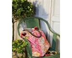 Greengate Bag Pink Paisley Shopping Tote eco