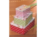 Greengate Set 3 Storage T..