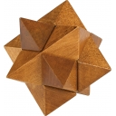 Chunky Wooden Star