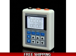 4-20mA / 0-10V current loop Calibrator Simulator Current Voltage Transmitter PLC Valve