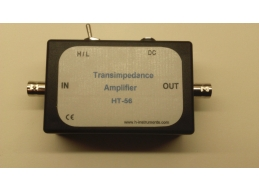 Dual Gain Transimpedance Amplifier Photodiode Amplifier HT-56