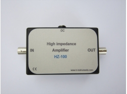 HIGH IMPEDANCE SIGNAL AMPLIFIER HZ-100