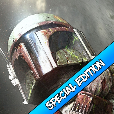 "SPECIAL EDITIONS - ""ESCAPE OF BOBA FETT"""