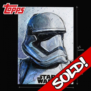 TOPPS STAR WARS - TROOPER