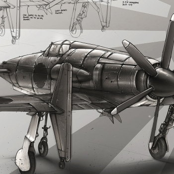 J7W1 SHINDEN FIGHTER