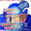 Wham TNT Assorted Popping Candy full wholesale box of 60