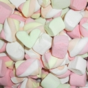Frisia Assorted Marshmallows Mallow Parade Mallow Mix