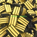 Banana Flavoured Liquorice Strips