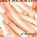 Barratt Original White Candy Sticks Sweets x 113g